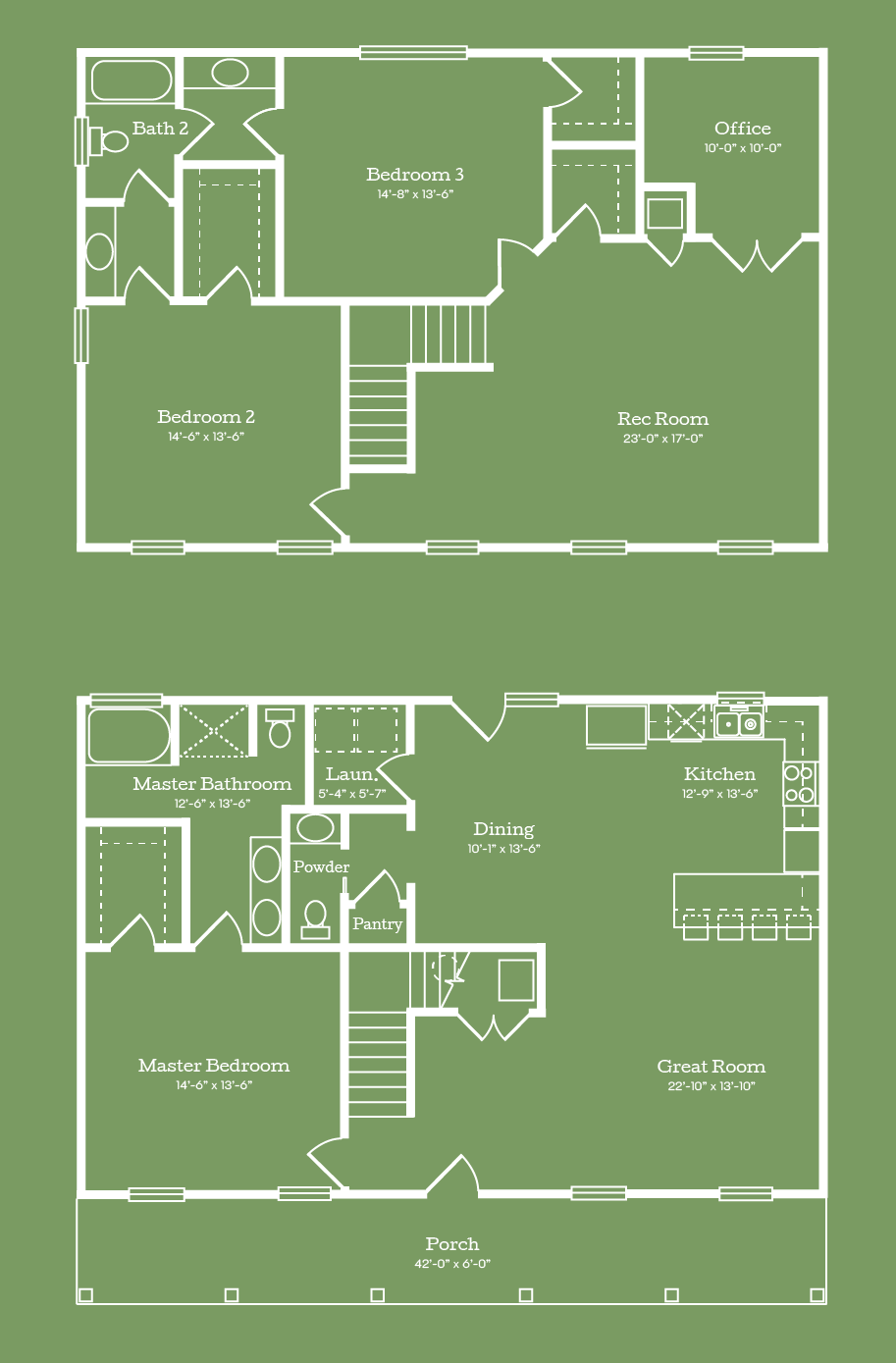 The Montgomery Floor Plan